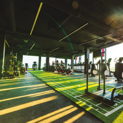 Nutrend World Centro Fitness